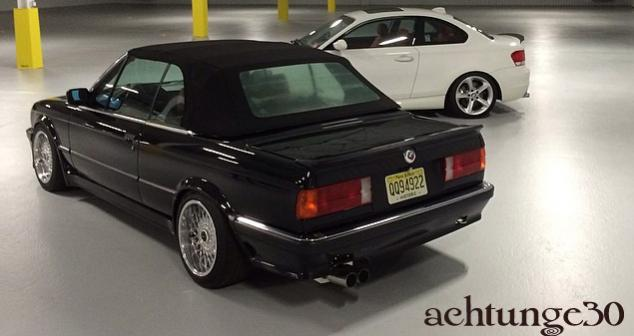2nd e30 project mtechnik 1 s52 convertible r3vlimited. Black Bedroom Furniture Sets. Home Design Ideas