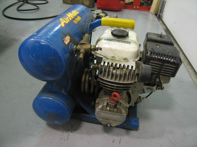 Emglo Airmate Gas Powered Air Compressor R3vlimited Forums