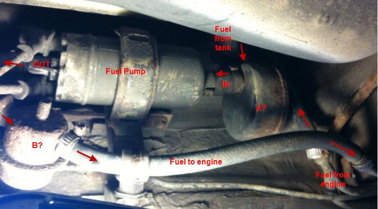 E30 external fuel pump connections - R3VLimited ForumsR3Vlimited.com