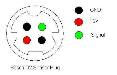 Madza 02 Sensor Wiring Diagram