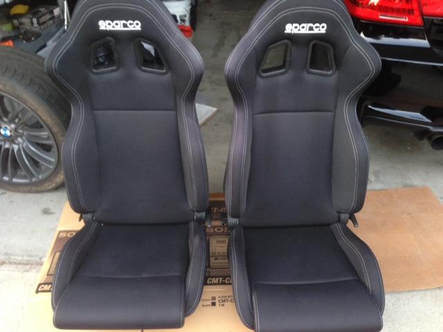 Sparco R100 Black - R3VLimited Forums