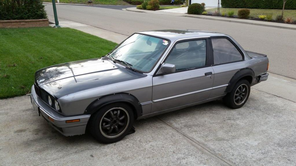 Worksheet. BMW E30 325is converted from 325e  Bay Area  Walnut Creek