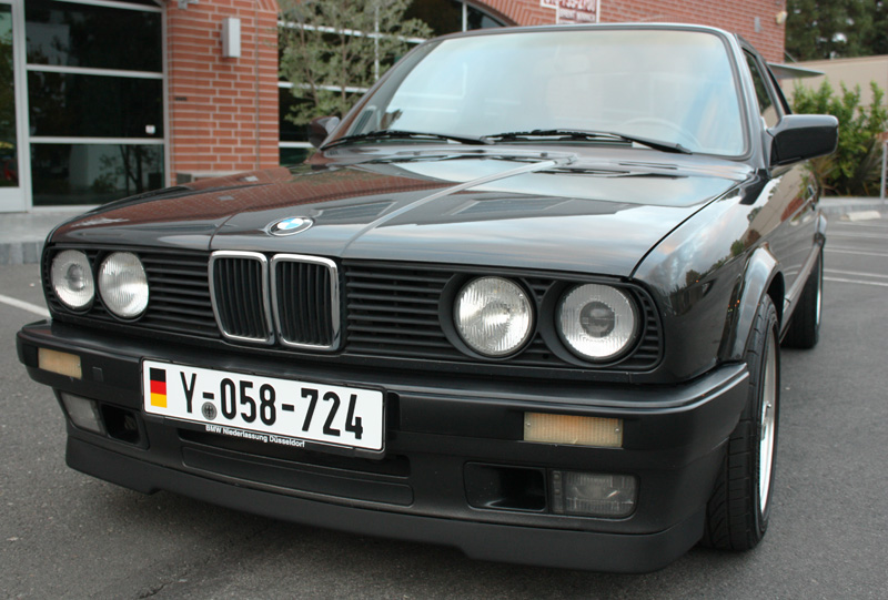 Freshly Cleaned Interior Exterior E30 Content