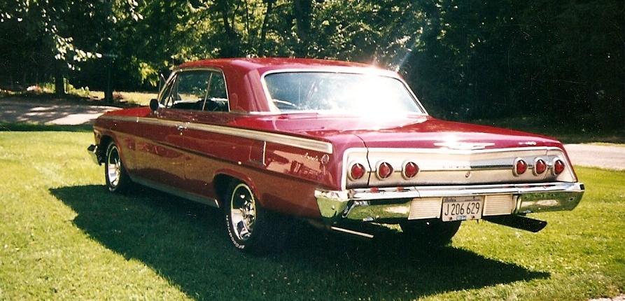 62 Impala For Sale Html Autos Weblog