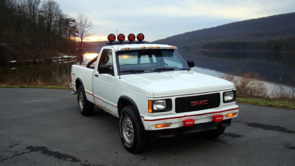 1991 Gmc Sonoma 4x4 Lindberg 1 20 Scale Model Trucks Pickups Vans Suvs Light Commercial Model Cars Magazine Forum
