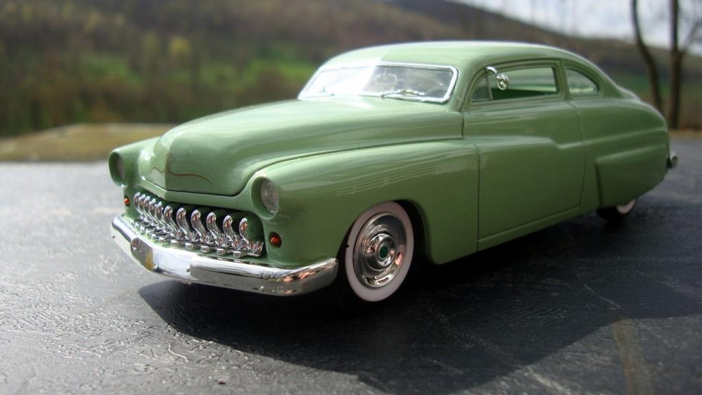 49 Merc Under Glass Model Cars Magazine Forum