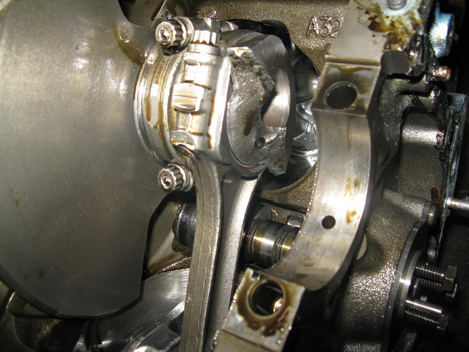 Whos Running A Cast Eagle Stroker Crank? How Much HP? - CamaroZ28