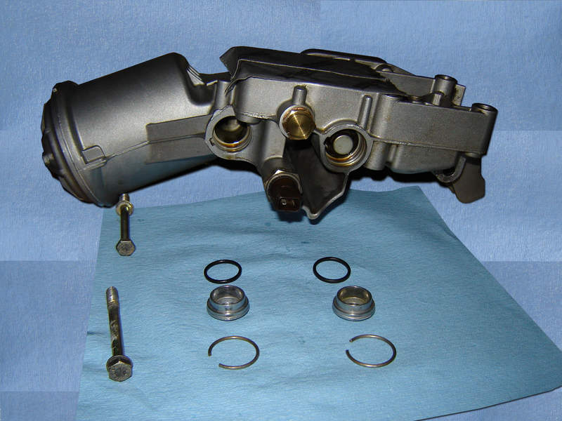 Oil filter housing leak (viton o-rings?) - R3VLimited Forums