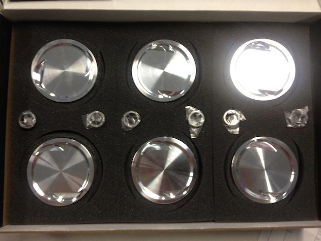 m20 CP Pistons :Sachs m52 clutch kit :Rebuilt eta injectors