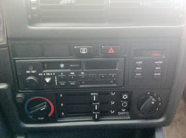 will this bmw cd changer work with this radio. Black Bedroom Furniture Sets. Home Design Ideas
