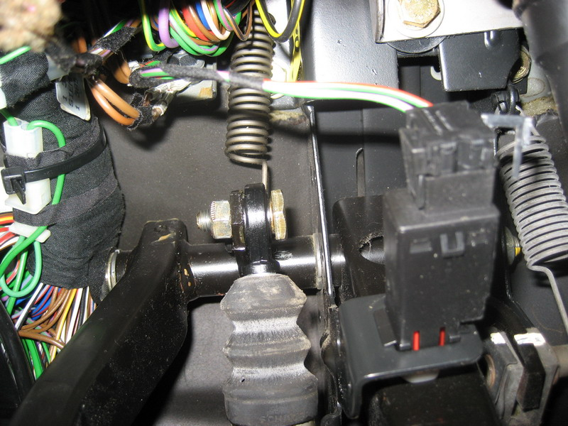 Can U0026 39 T Find A Good Diagram Or Picture Of Pedal Assembly