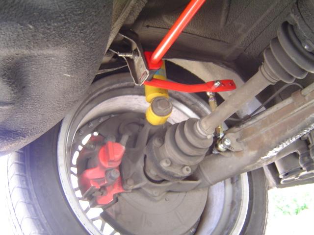 Custom Rear Adjustable Sway Links E23 E24 E28 E30 E36 Z1