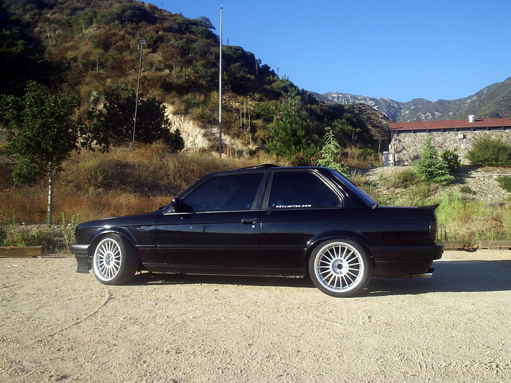FS: 1991 325i - Turbocharged 2 7L Stroker & Much More