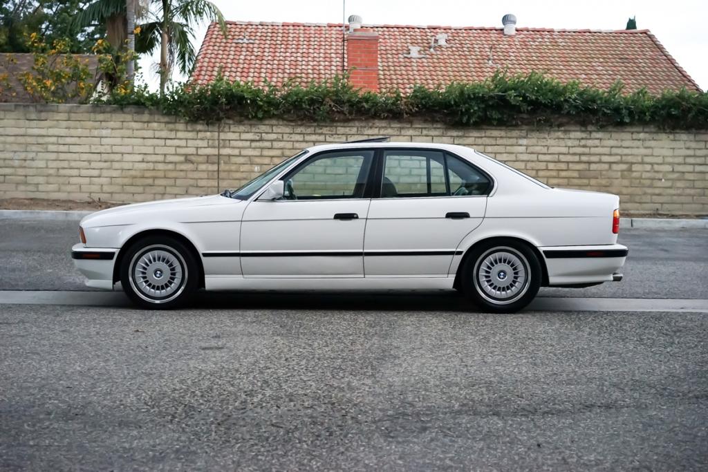 E34 Fs 1991 Bmw E34 M5 Alpine White