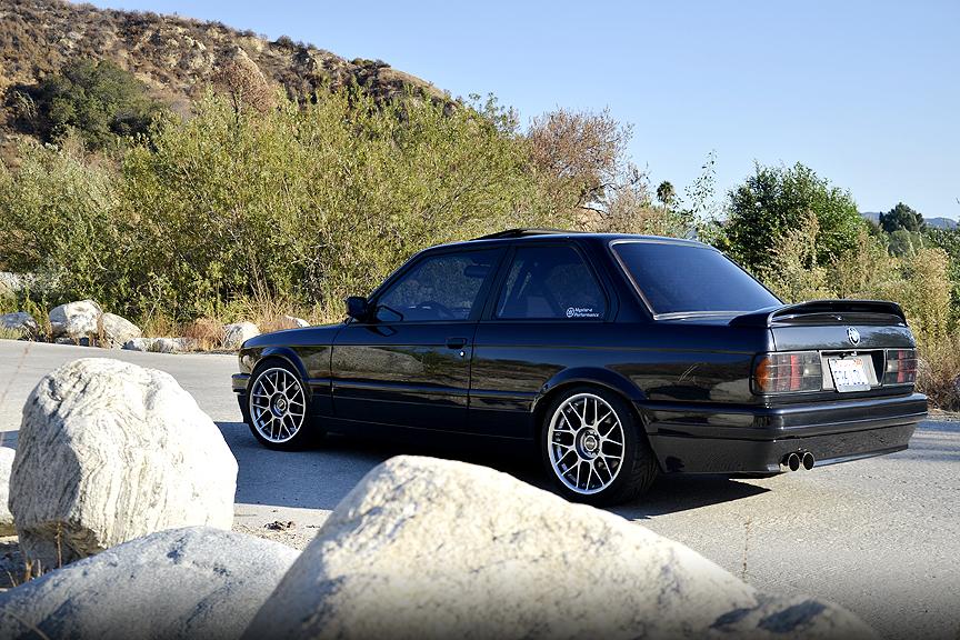 E30 M Technic Turbo Amp E36 M3 Sedan