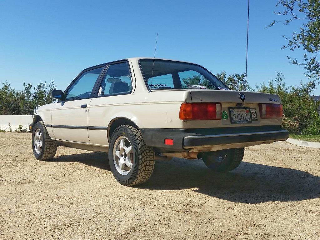 fs 1985 bmw e30 318i off road rally car r3vlimited forums. Black Bedroom Furniture Sets. Home Design Ideas