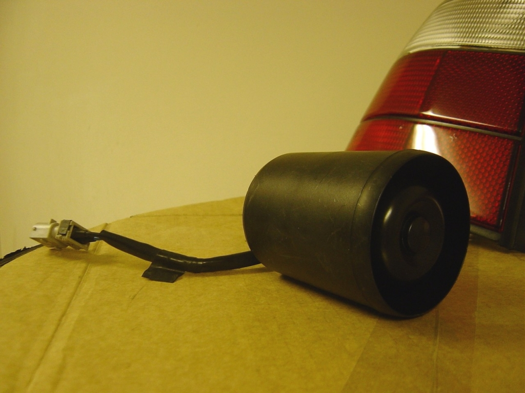 fs oem bmw alarm siren horn w harness. Black Bedroom Furniture Sets. Home Design Ideas
