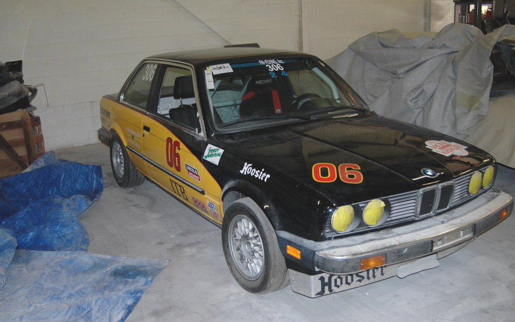 1985 318i ITB Car for Sale -- Inexpensive intro to racing!