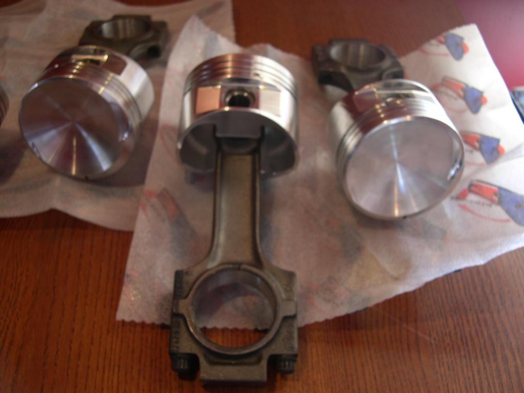 M20b25 Forged Pistons - siclik es